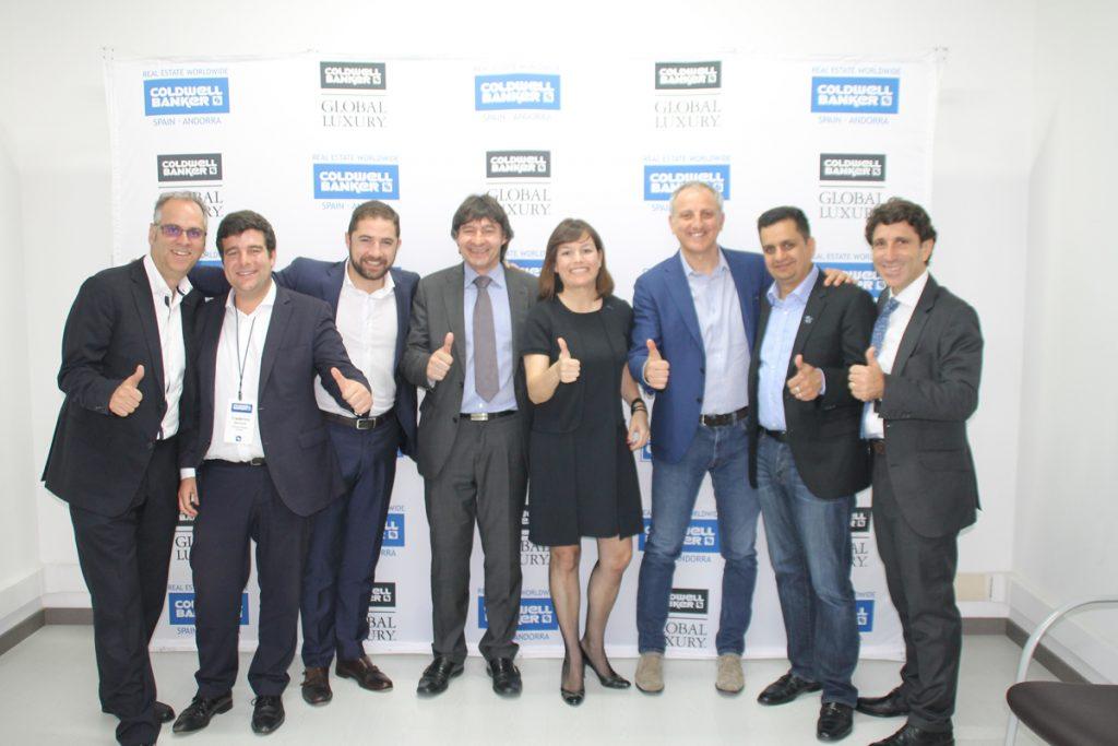 luxury Il meeting internazionale dei professionisti del Luxury Real Estate BLOG Coldwell Banker Espana Andorra Equipo Oficina Portugal 1024x683