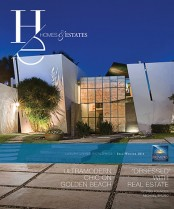 Homes & Estates Magazine fall2011
