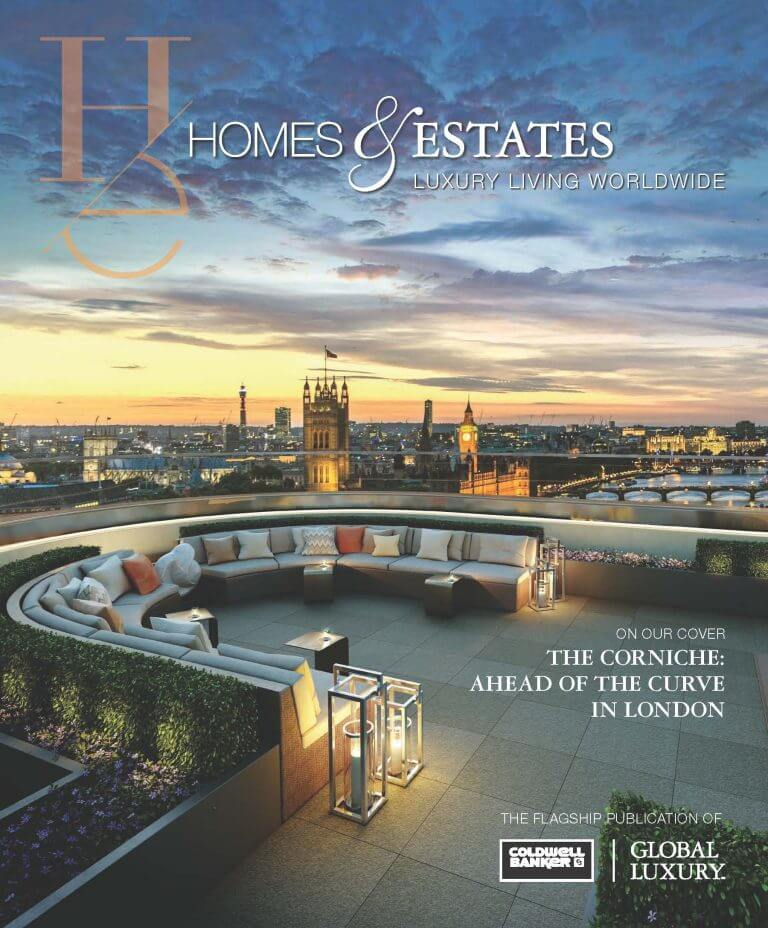 global luxury Vivere il lusso nel racconto delle storie: l'editoriale di Craig Hogan HE Summer 2017 COVER 768x928