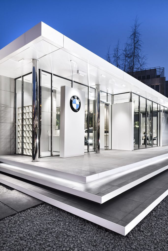 BMW Luxury Excellence Pavilion, il lusso in mostra in Italia P90249158 highRes bmw luxury excellenc 683x1024