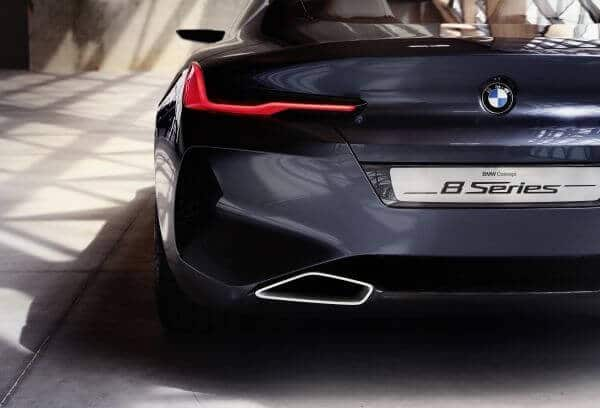 BMW Luxury Excellence Pavilion, il lusso in mostra in Italia P90261169 lowRes bmw concept 8 series