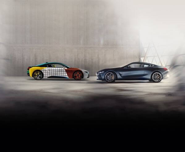 BMW Luxury Excellence Pavilion, il lusso in mostra in Italia P90268449 lowRes july 2017 the bmw co