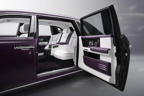 rolls royce La nuova Rolls-Royce Phantom, il lusso che guarda al futuro P90270896 lowRes