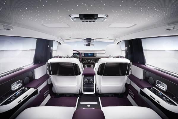 rolls royce La nuova Rolls-Royce Phantom, il lusso che guarda al futuro P90270899 lowRes