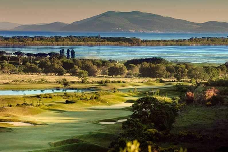 resort I 5 Resort più esclusivi in Italia argentariogolf