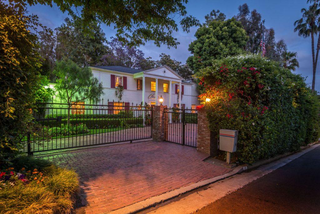 audrey hepburn In vendita la casa di Audrey Hepburn a Los Angeles audreyhepburnhome 1024x684