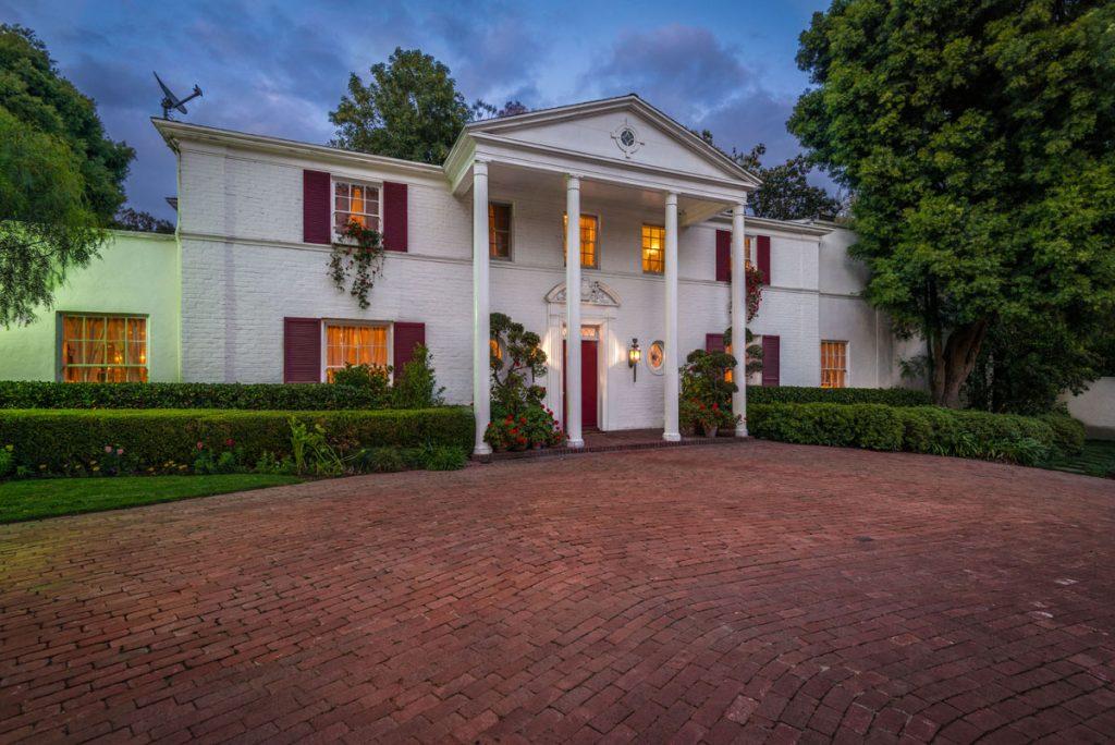 audrey hepburn In vendita la casa di Audrey Hepburn a Los Angeles audreyhepburnhome1 1024x684