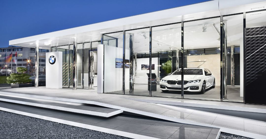 BMW Luxury Excellence Pavilion, il lusso in mostra in Italia bmw 1080x565