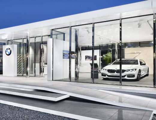 BMW Luxury Excellence Pavilion, il lusso in mostra in Italia bmw 520x400