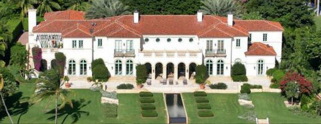 julio iglesias In vendita ad un prezzo record la villa di Julio Iglesias a Miami fotocop 1080x417