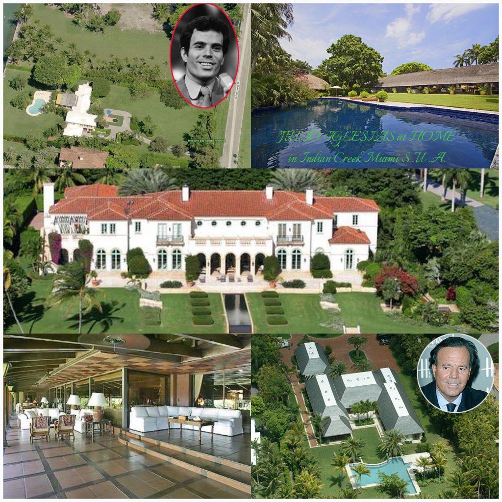 julio iglesias In vendita ad un prezzo record la villa di Julio Iglesias a Miami image35 1024x1024