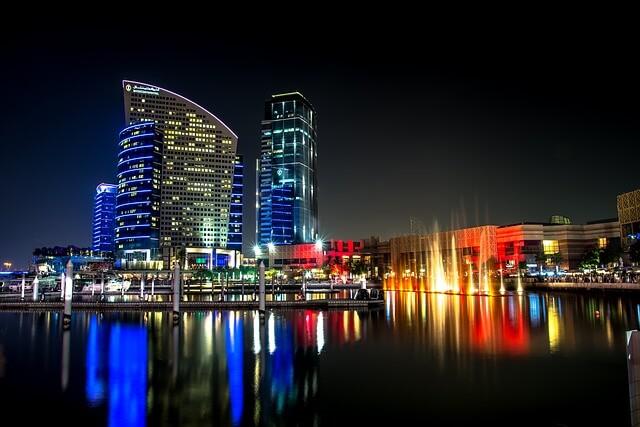 dubai dubai A Dubai arrivano i taxi volanti buildings 1839647 640