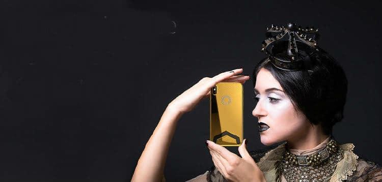 iphone iPhone X si veste di oro e diamanti: in anteprima la versione extra lusso luxxheaders1 orig 1