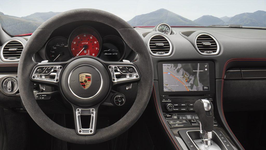 porschegts porsche Porsche 718 GTS: potenza e prestazioni elevate 1468157 718 boxster gts 2017 porsche ag 1024x577