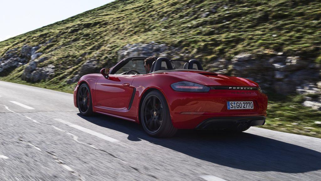 porschegts porsche Porsche 718 GTS: potenza e prestazioni elevate 1657020 718 boxster gts 2017 porsche ag 1024x577
