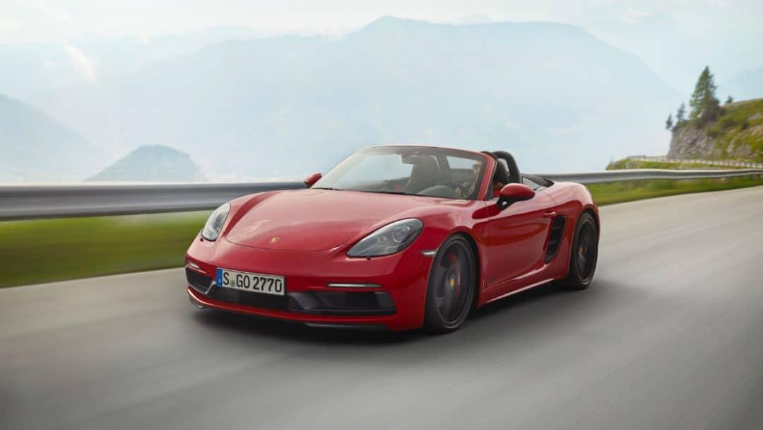 porsche Porsche 718 GTS: potenza e prestazioni elevate 786365 718 boxster gts 2017 porsche ag 1 1080x608