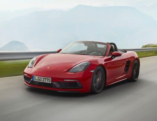 porsche Porsche 718 GTS: potenza e prestazioni elevate 786365 718 boxster gts 2017 porsche ag 1 520x400