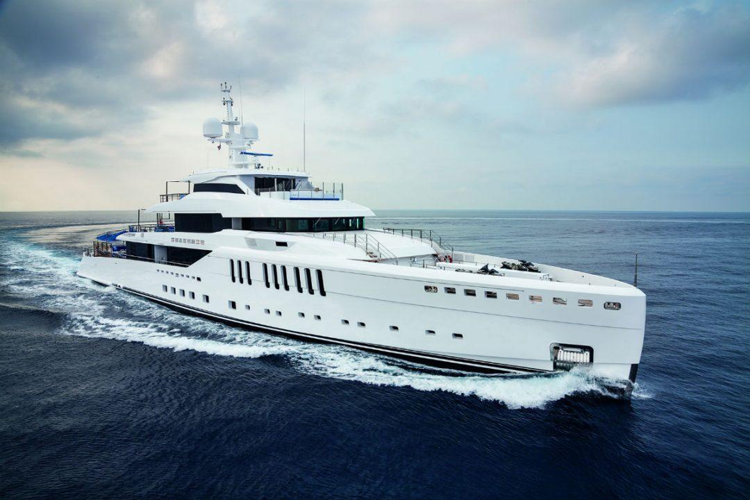 m/y sea sense M/Y Seasense: l'innovativo yacht da 67 metri Benetti SEASENSE running  1  1080x720