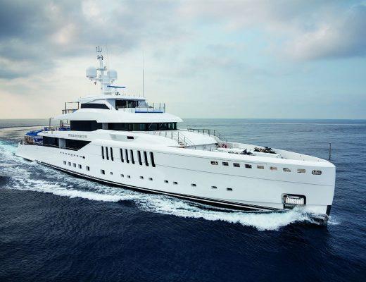 m/y sea sense M/Y Seasense: l'innovativo yacht da 67 metri Benetti SEASENSE running  1  520x400