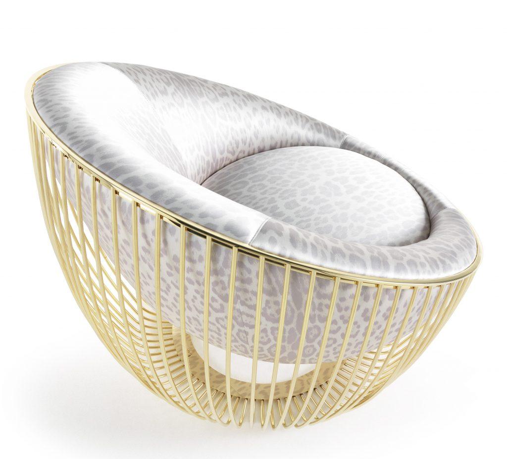 robertocavallihome roberto cavalli Roberto Cavalli Home Interiors: stile lussuoso ed evocativo RCHI COSMOPOLITAN armchair 2 1 1024x927