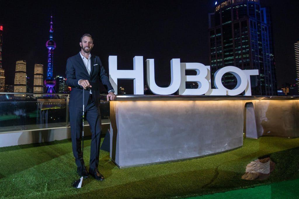 hublotorologio hublot Hublot presenta il primo orologio meccanico da golf a finestrelle img 4091 1024x683