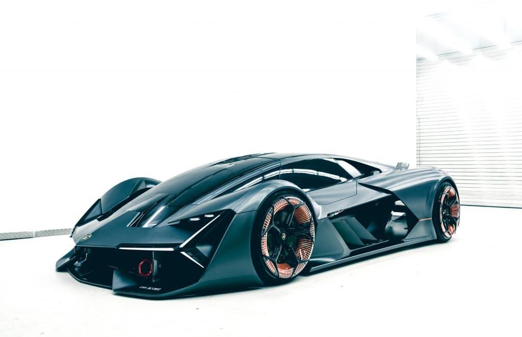 lamborghini lamborghini Lamborghini Terzo Millennio: la supersportiva del futuro 490246 1024x661