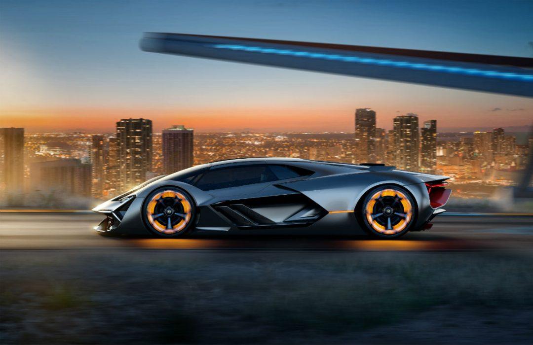 lamborghini Lamborghini Terzo Millennio: la supersportiva del futuro 490258 1080x700
