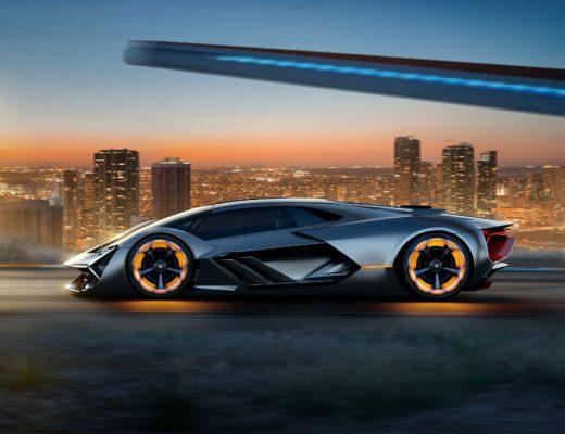 lamborghini Lamborghini Terzo Millennio: la supersportiva del futuro 490258 520x400