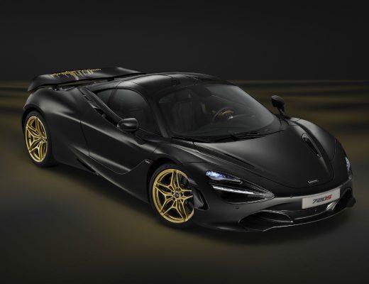 mclaren McLaren 720 MSO Bespoke: la supercar personalizzata debutta a Dubai 720S Dubai on grey gold 1 520x400