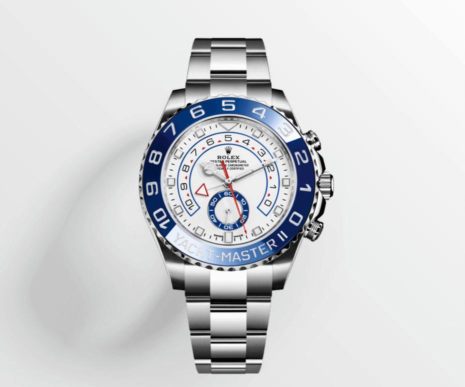 rolex rolex Rolex Yacht-Master II, l'orologio dello skipper Cattura