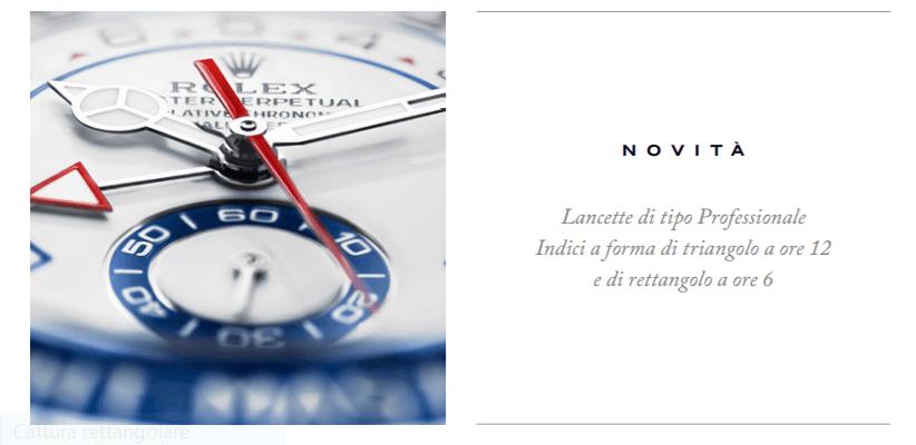 rolexcassa rolex Rolex Yacht-Master II, l'orologio dello skipper Cattura2