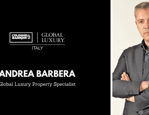 coldwell banker La parola ai Global Luxury Property Specialist: Andrea Barbera Copia di Copia di TEXT 6 520x400