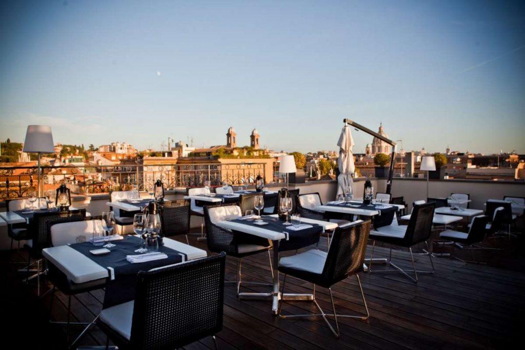 guidamichelinallororoma guida michelin Guida Michelin 2018: i nuovi ristoranti stellati di Roma alloro ristorante stella michelin 1024x683