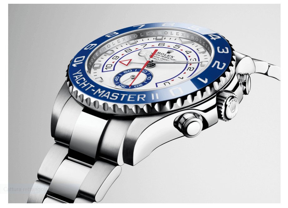 rolexmovimento rolex Rolex Yacht-Master II, l'orologio dello skipper klkbk
