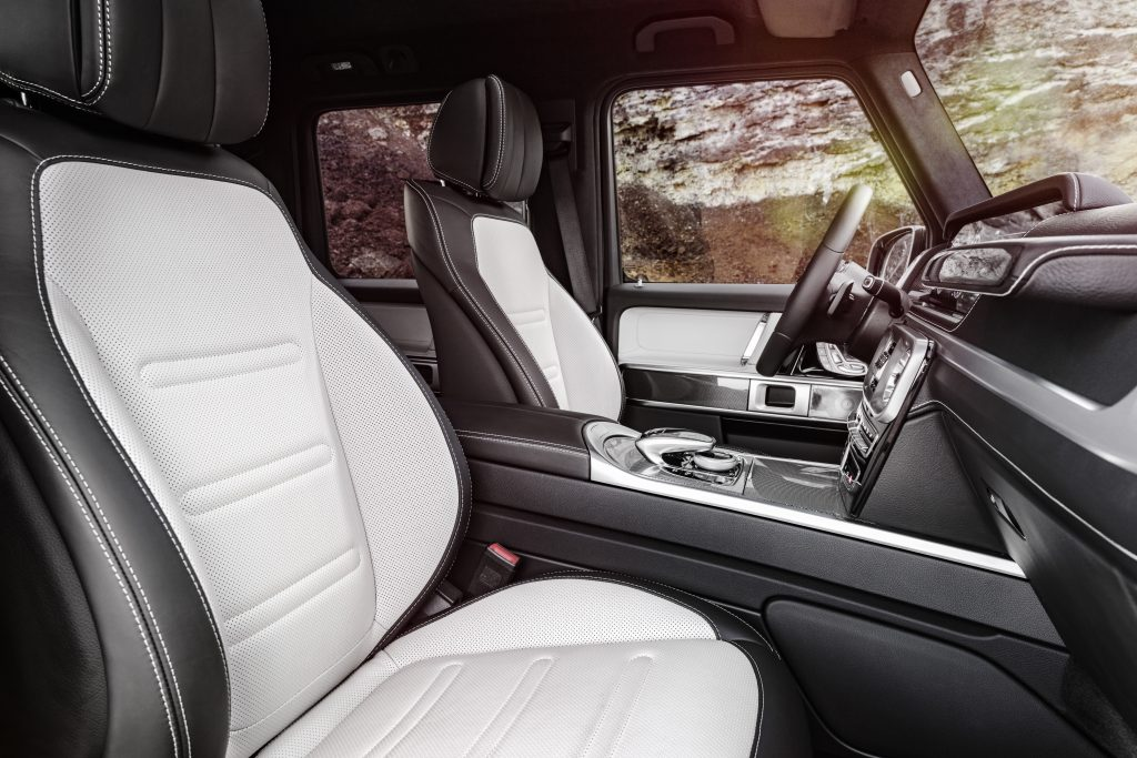 mercedes-benz classe g mercedes-benz classe g Mercedes-Benz Classe G: una leggenda che guarda al futuro 17C977 004 1024x683