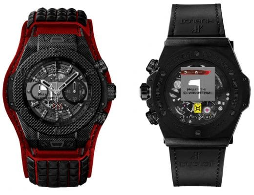 "hublot Hublot Big Bang Depeche Mode ""The Singles"" Limited Edition 411 cx 1114 vr 49 revolution dpm18 sd hr w 520x400"