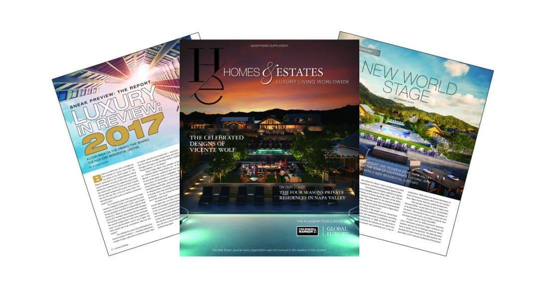homes & estates Homes & Estates 2018: il primo numero del nuovo anno Winter 2018 HE Supplement Marketing Fan Layers Small 1 1080x600