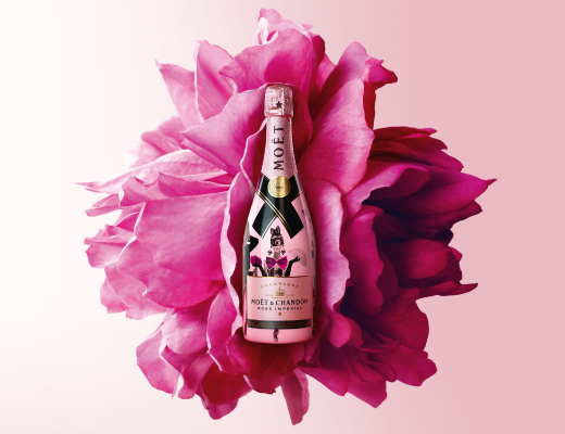 moët & chandon Moët & Chandon Capsule Collection Rosé 2018 moe t chandon 2018 rose capsule colletion visual landscape high width 1920x prop 520x400