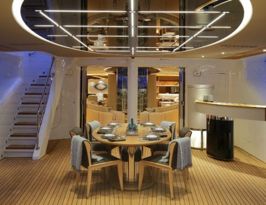 "lighting design Il ""lighting design"" a bordo del ketch Perini S/Y Seven IMG 08251 520x400"