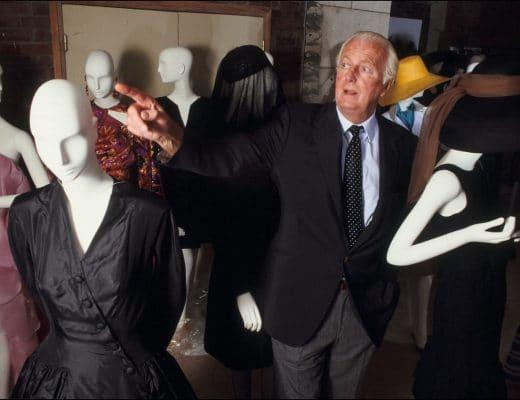 givenchy Givenchy, addio allo stilista di Jacqueline Kennedy e Audrey Hepburn hubert de givenchy death 520x400