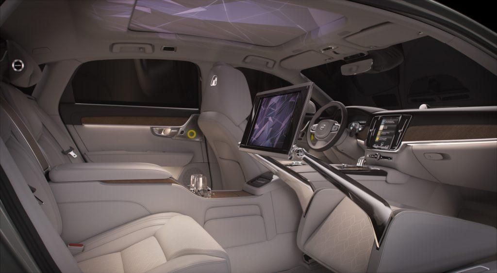 volvo cars volvo Volvo S90 Ambience Concept: un'auto che stimola i sensi 227615 volvo s90 ambience concept 1024x563