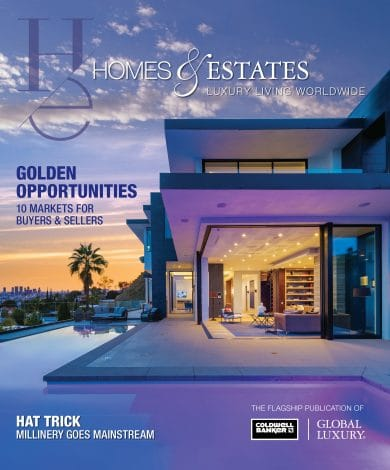 homes & estates homes & estates Homes & Estates: il nuovo numero della rivista Coldwell Banker FC 49113 15 2 390x470