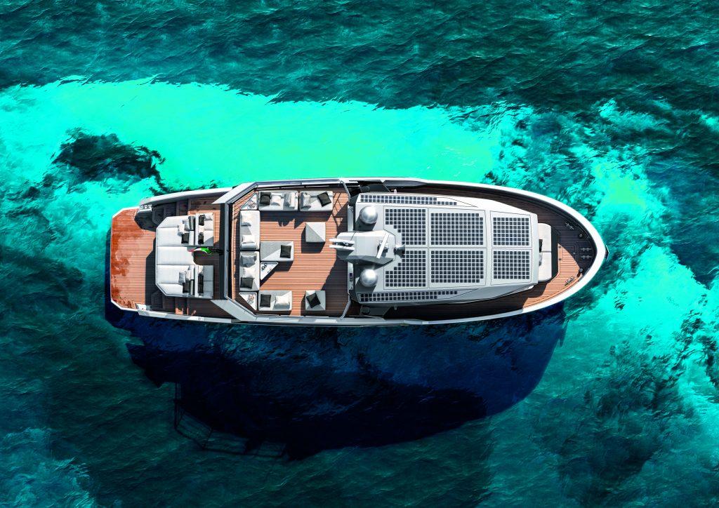sherpa design sherpa xl Sherpa XL: lo yacht firmato Arcadia dove tutto è oltre 07 sherpa xl 1024x724