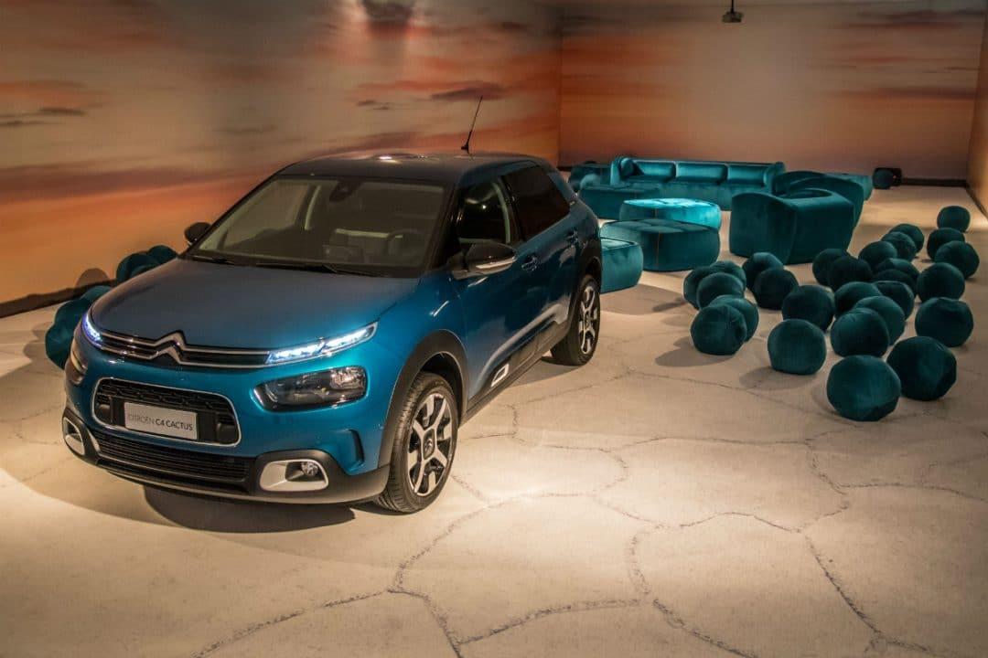 bertone design Bertone Design e Citroën: il comfort della Nuova C4 Cactus FP19842 1080x720