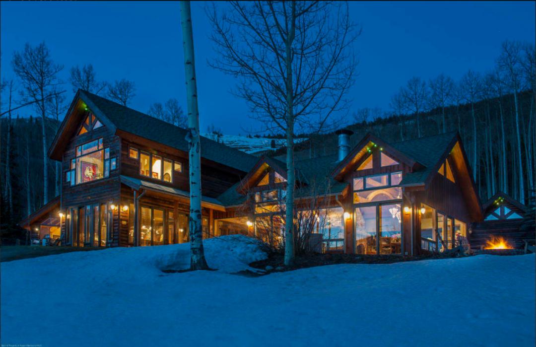 melanie griffith In vendita la casa di montagna di Melanie Griffith griffith3 1080x699