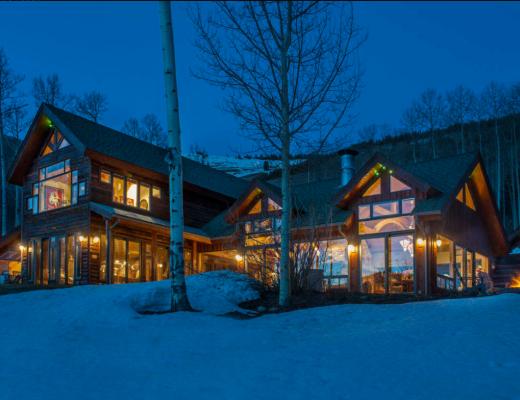 melanie griffith In vendita la casa di montagna di Melanie Griffith griffith3 520x400
