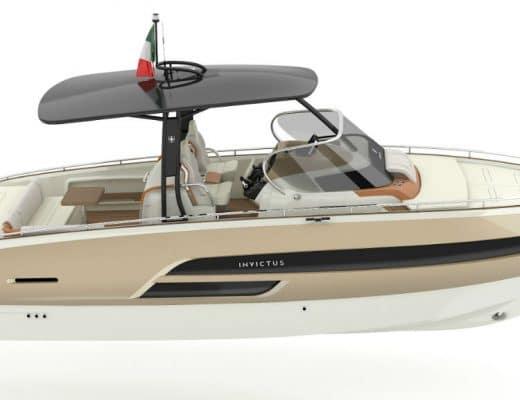 invictus 320 gt Invictus 320 GT: debutto mondiale a settembre 320gt ht v02 vanilla camlaterale 01 520x400