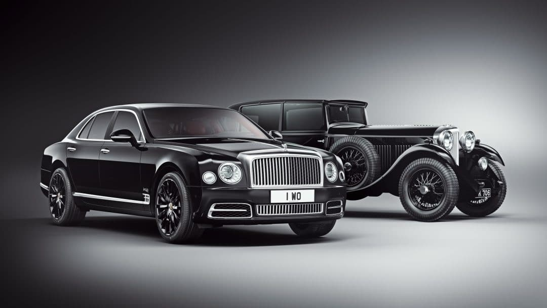 bentley Bentley: un'edizione limitata di 100 Mulsanne 1 Mulsanne WO Edition and 8 Litre 1080x608