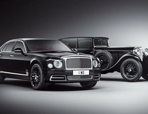 bentley Bentley: un'edizione limitata di 100 Mulsanne 1 Mulsanne WO Edition and 8 Litre 520x400