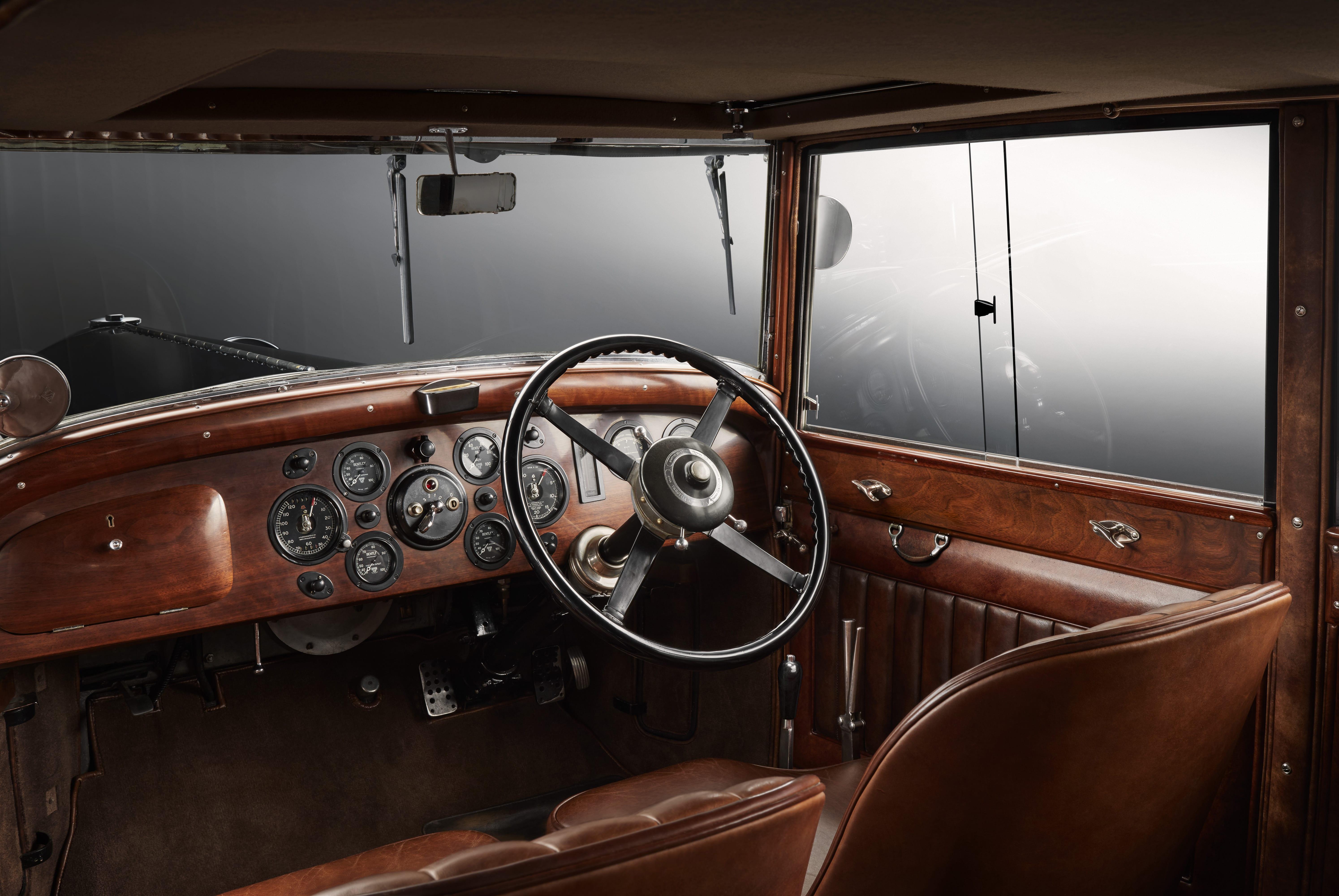 bentley Bentley: un'edizione limitata di 100 Mulsanne 12 8 Litre Interior